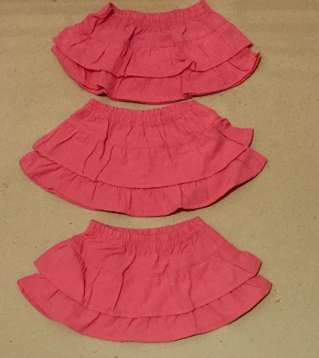 Foto Produk Rok susun bayi pink - 2 dari au'let