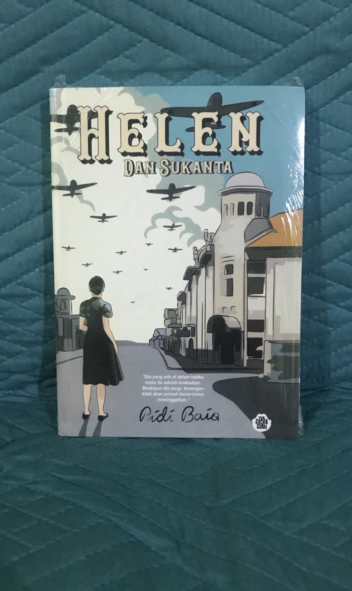Jual Buku Novel Helen Dan Sukanta Pidi Baiq Pengarang Dilan Milea Kota Tangerang Selatan Minat VS Koleksi