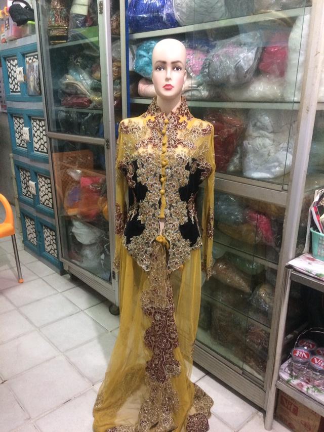 Jual Baju Pengantin Adat Jawa Sunda Kebaya Modern Warna Kuning Jakarta Utara Devi Wedding Organizer Tokopedia