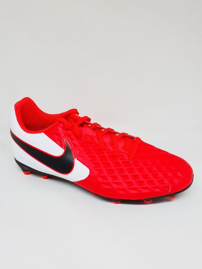 Promo Sepatu Bola Nike Tiempo Legend 8 Club Mg Crimson Merah New