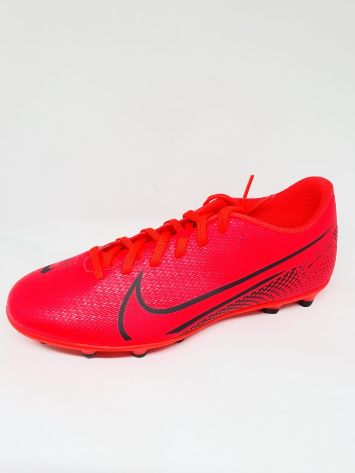 Promo Sepatu Bola Nike Original Vapor 13 Fg Club Laser Crimson
