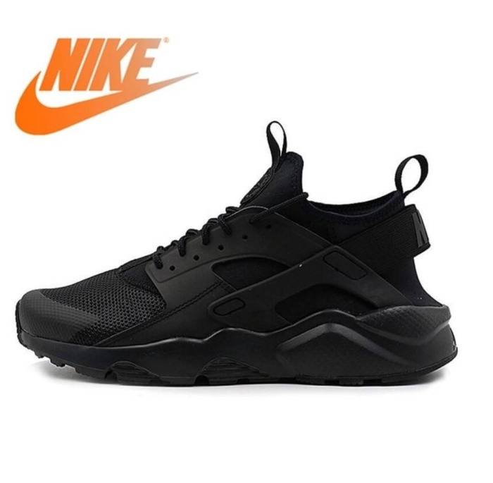 Jual Sepatu nike Huarache Triple Black running mens Premium original - Jakarta Barat - Claressa cloth | Tokopedia