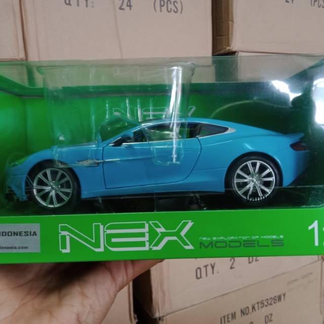 Jual Diecast Aston Martin Vanquish Skala 1 24 Kab Indramayu Ono Diecasters Tokopedia