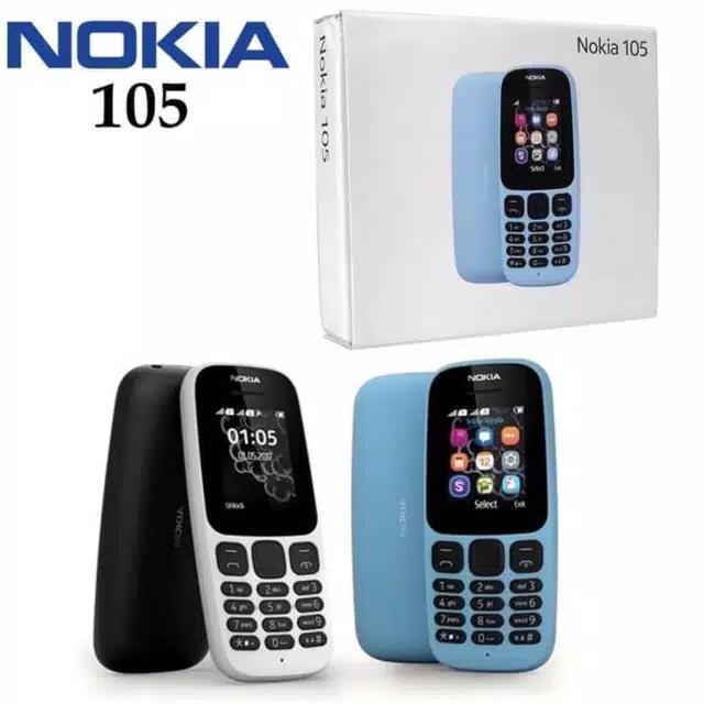 Foto Produk Handphone Nokia N105 dual sim hp Nokia N 105 jadul dari Sport City