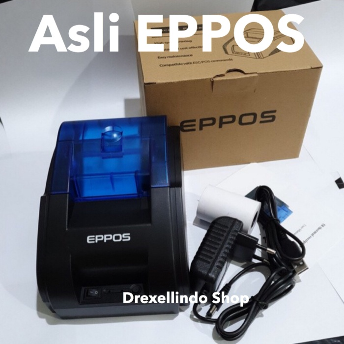 Foto Produk Printer Thermal Bluetooth EPPOS EP-RPP02 dari drexellindo shop