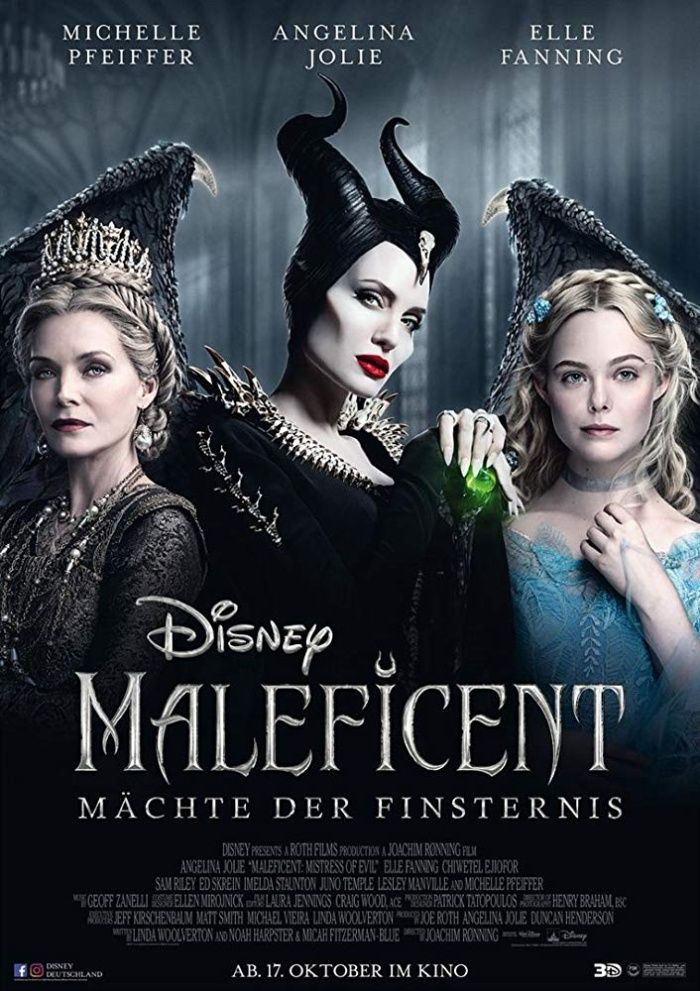 Jual Maleficent Mistress Of Evil 2019 Film Bluray 1080p Kab Banjarnegara Game Pc Jateng Tokopedia