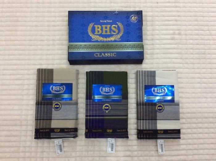 Foto Produk Sarung BHS Classic Original dari Bobo Hoki Shop