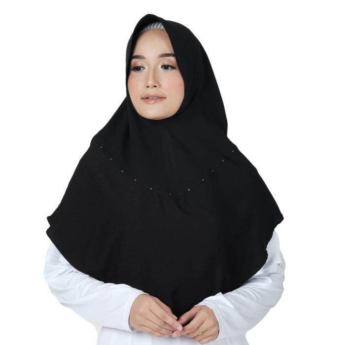 Jual Jilbab Bergo Elzatta Hijab Original Diskon Zaria Hizma Jakarta Timur F2f Hijab Tokopedia