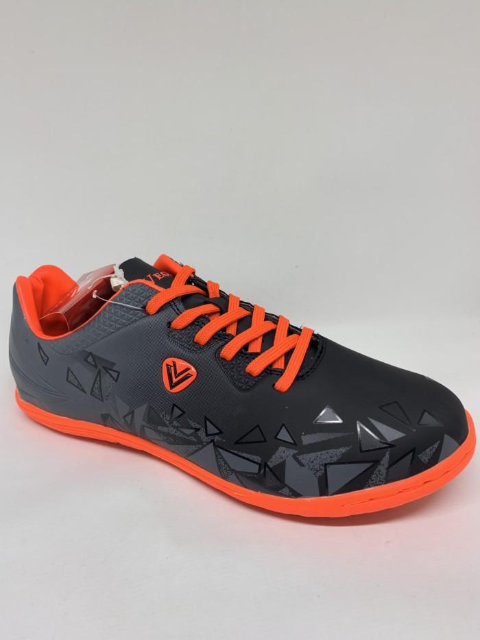 Foto Produk sepatu futsal vegeto GIBRAN BLACK ORANGE original 100% new model 2020 dari Kicosport