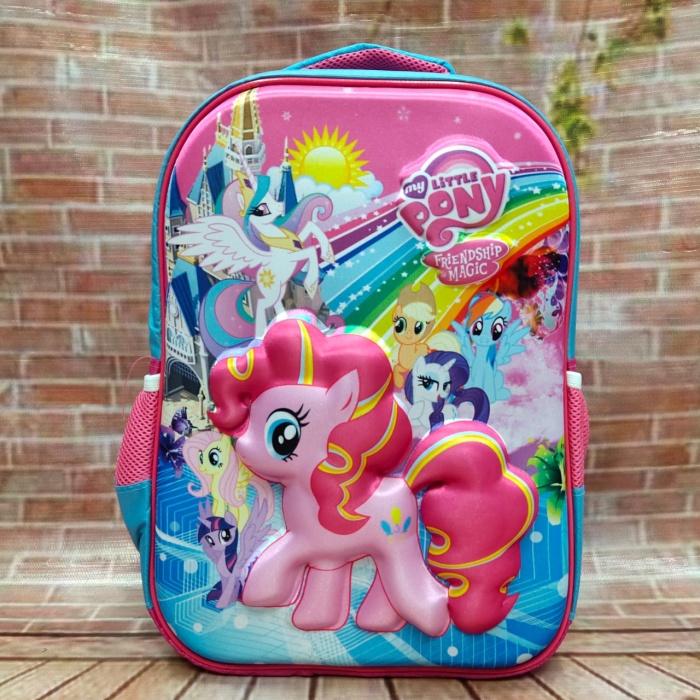 Jual Tas Ransel Sd Little Pony Frozen Hello Kitty Unicorn Kota Malang Pusatgrosirtasmalang Tokopedia