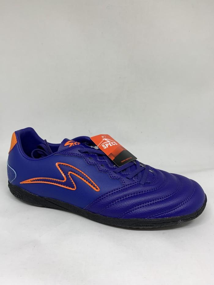 Foto Produk Sepatu futsal specs original EVICT IN biru orange new 2020 dari Kicosport