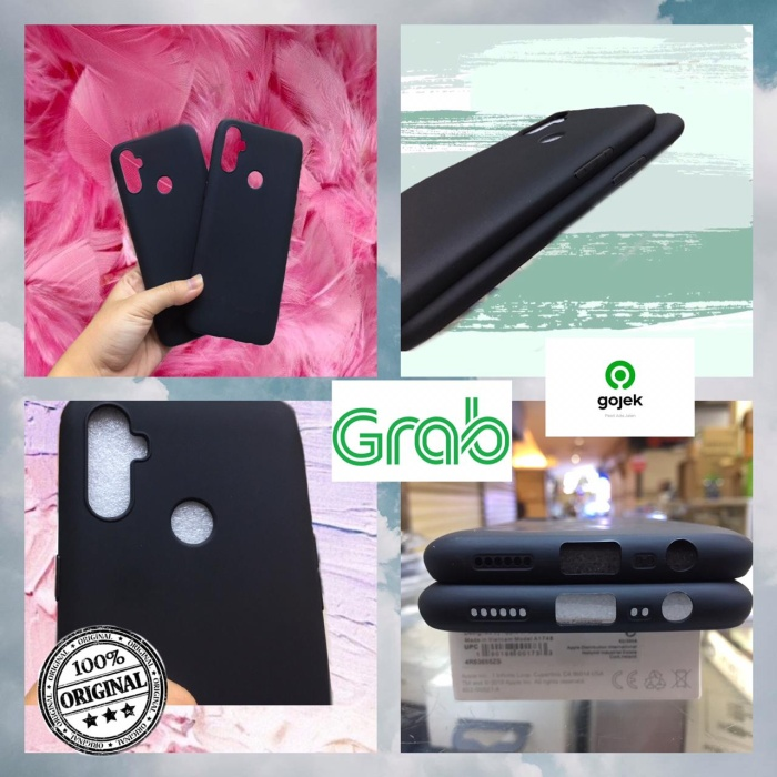 Foto Produk Case Oppo Realme C3 Case Softcase Slim Matte Original dari BENNY ACC