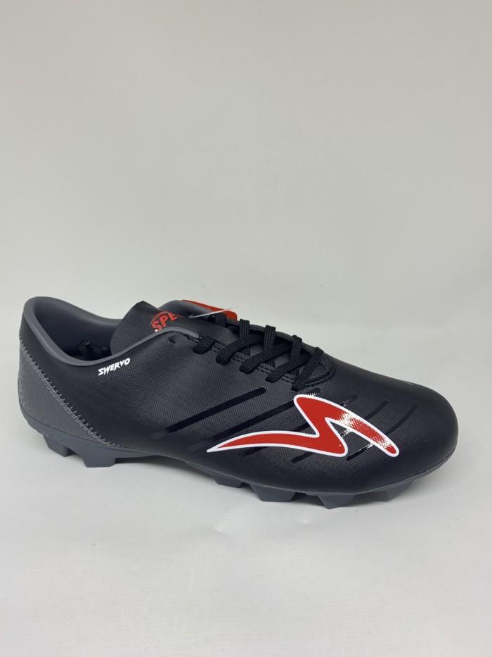 Foto Produk Sepatu bola specs original SWERVO GALACTICA Pro FG black grey red 2020 dari Kicosport