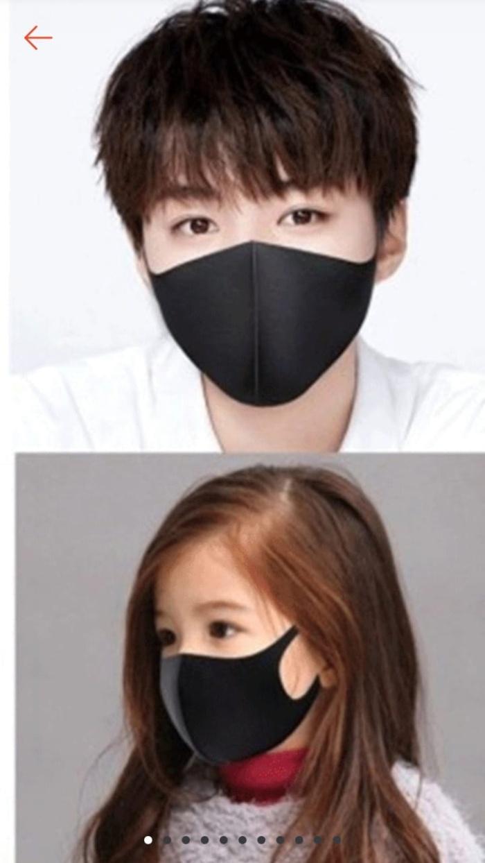 Jual Marker Scuba Pelindung Wajah Masker Penutup Hidung Dan Mulut Jakarta Barat Familystore12