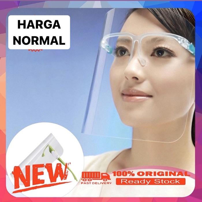 Foto Produk Face Shield Protective Visor Mask masker wajah APD dari COCOLOCO
