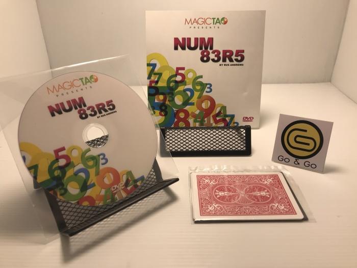 Jual NUM83R5 by Rus Andrews- Magic TAO - Kota Bandung - Go & Go | Tokopedia