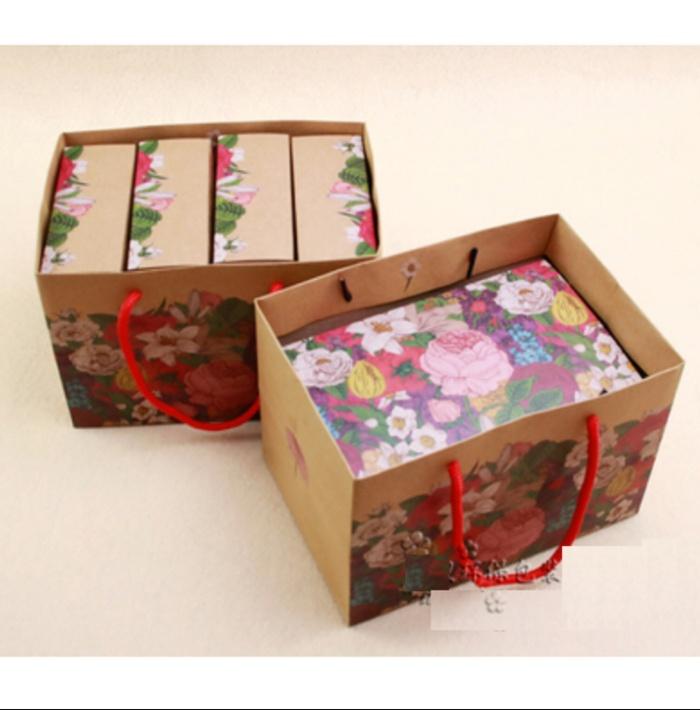Foto Produk Paper bag kantong souvenir kantong baju kantong kenangan dari box souvenir grosir