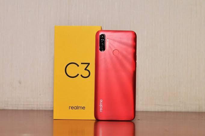 Jual Realme C3 3 32 Grs Resmi Kab Bangka Barat Shinecell Shop Tokopedia