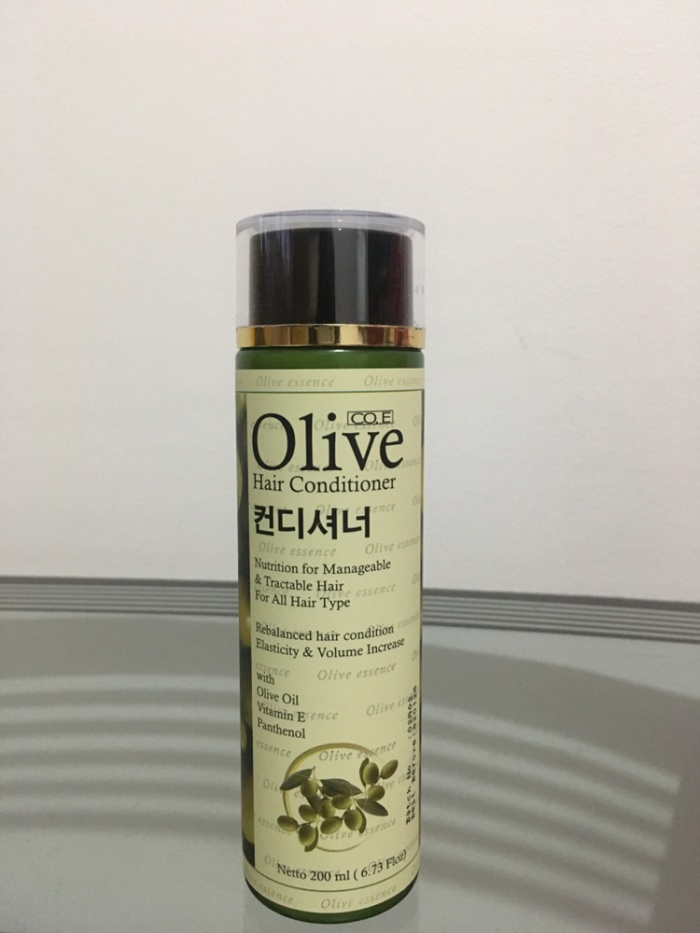 Foto Produk Olive Hair Conditioner dari Queensskin3