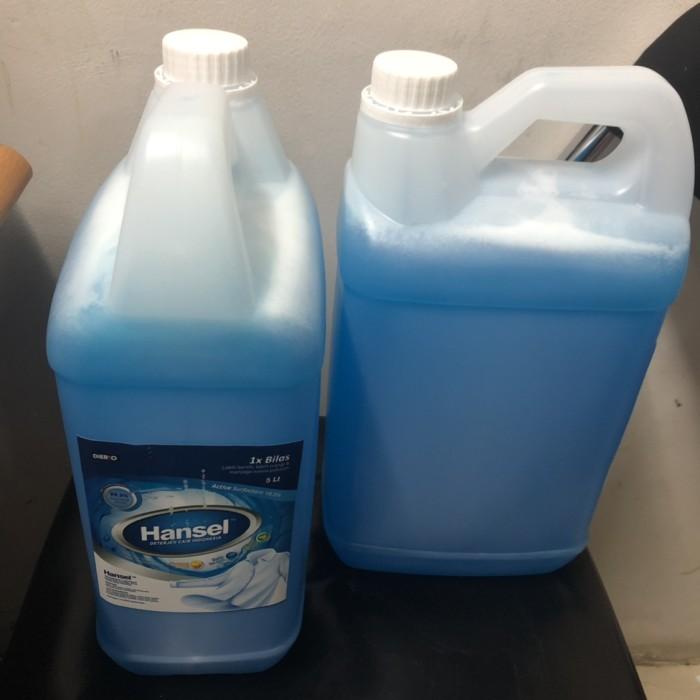 Foto Produk Detergen / Detergent Laundry / Detergen Cair 5 Liter Wangi dari DC Motor Shop