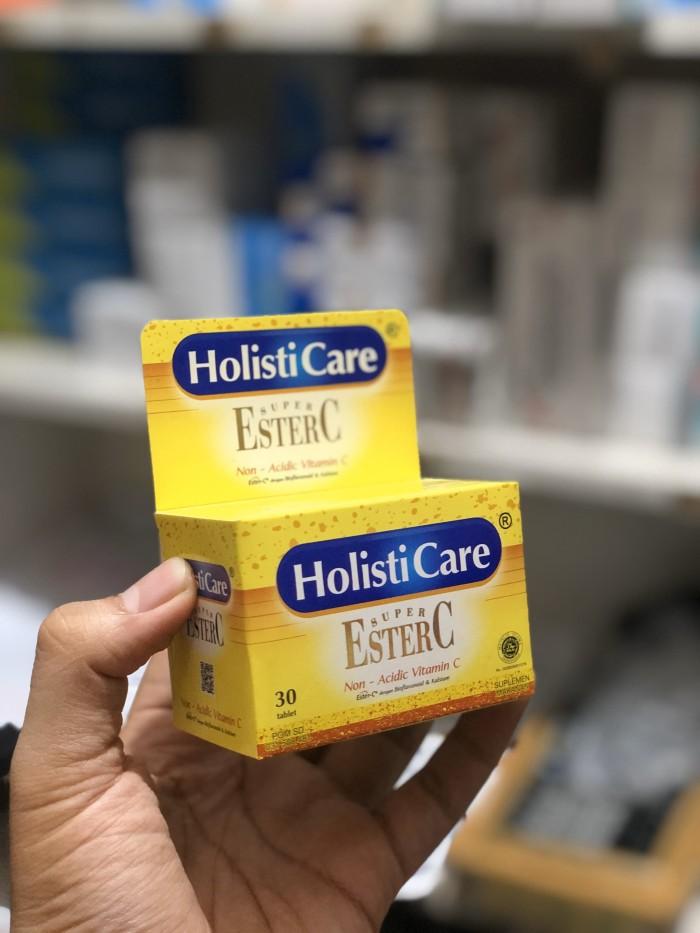Foto Produk Ester C Holisticare isi 30 dari MusiStore