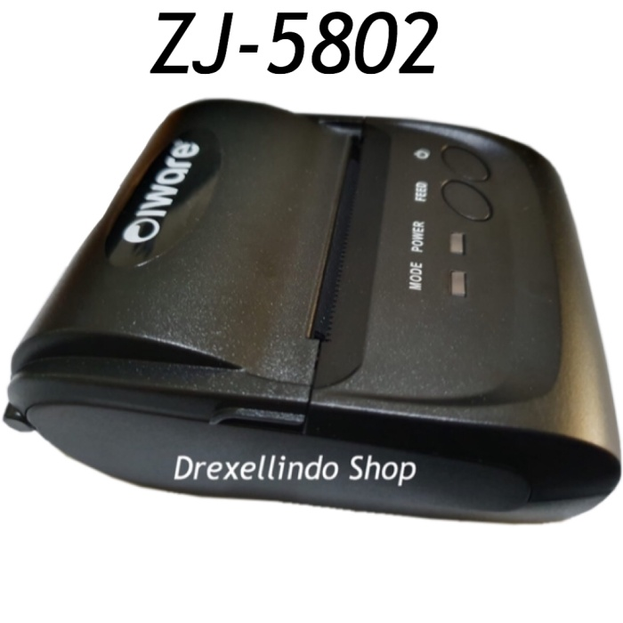 Foto Produk Printer Thermal Bluetooth 5802 dari drexellindo shop