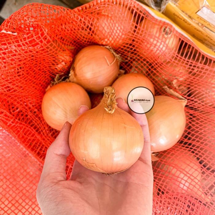 Foto Produk Bawang bombay 1kg dari Defelsyroom