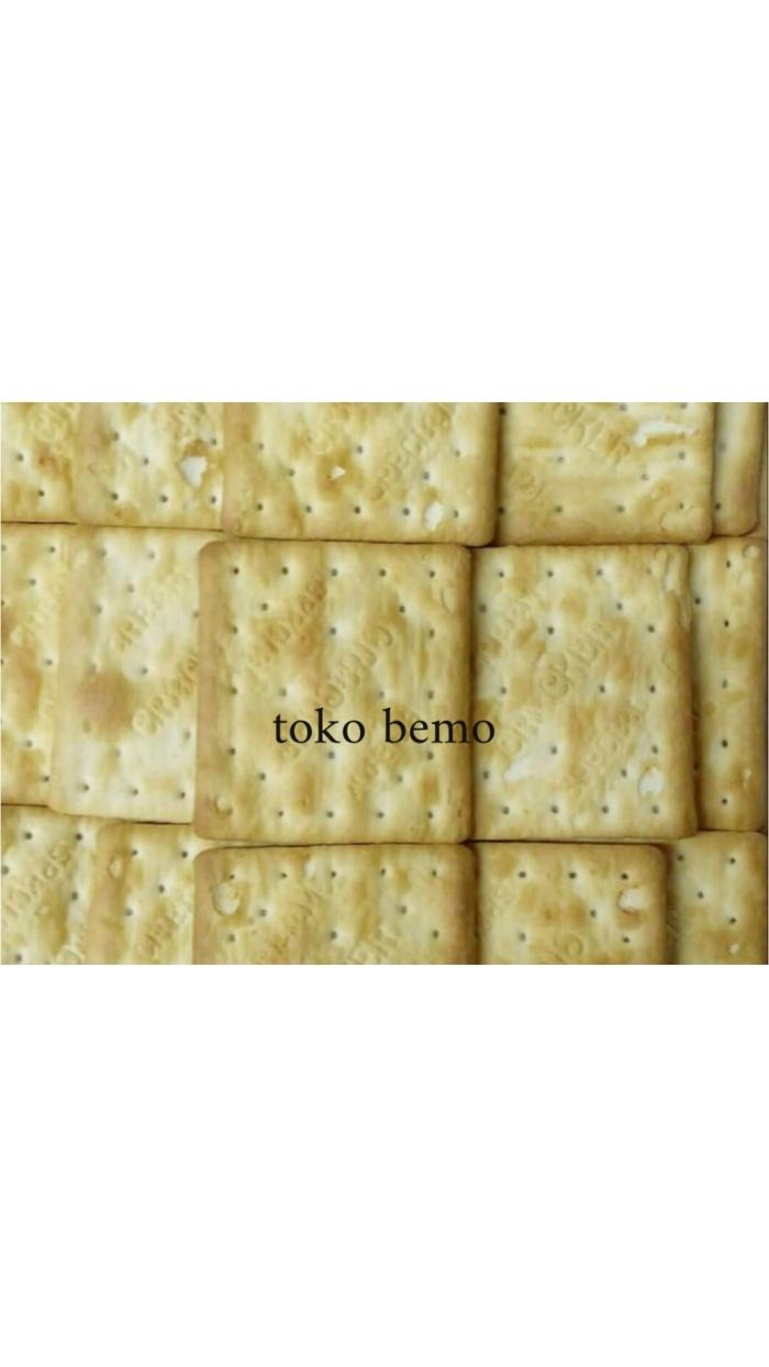 Foto Produk Biscuit Gabin Tawar dari toko bemo