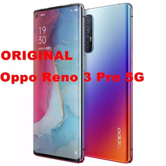 Jual HANDPHONE 5G!!! OPPO RENO 3 PRO 5G,RAM/ROM 12GB/256GB ...