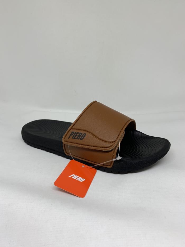 Foto Produk Sendal sandal piero original 100% Artemis tan/black new 2019 dari Kicosport