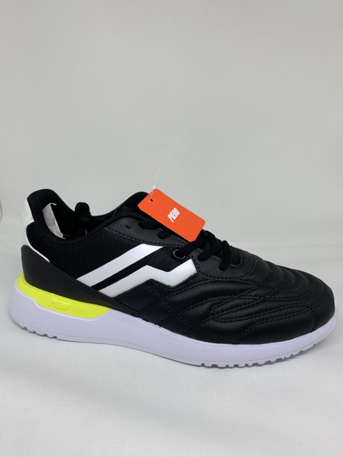Foto Produk Sepatu casual piero Original LIBERO STREET Black neon green new 2020 dari Kicosport