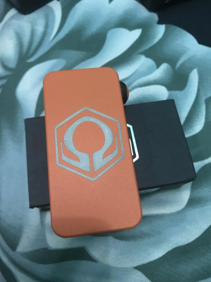 Foto Produk Hexohm V3 Powdercoat Orange dari Core Merch