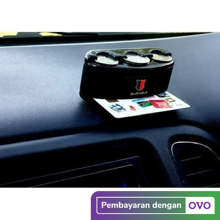 Foto Produk Etoll Card Holder / Tempat Coin Holder Universal Durable dari TDC Variasi