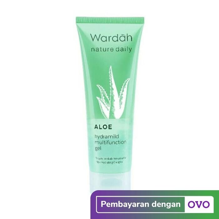 Foto Produk Wardah - Aloe Hydramild Multifunction Gel 100 ml dari Wardah Official