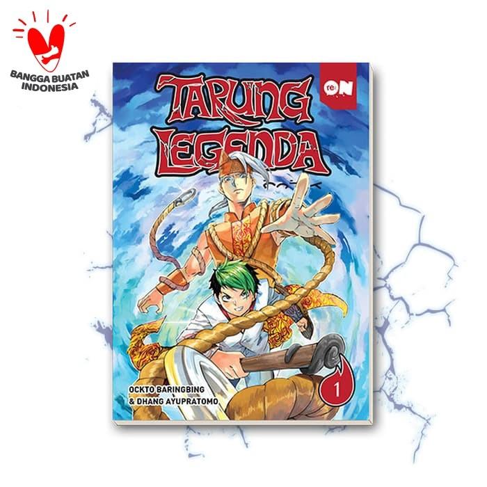 Foto Produk Komik Tarung Legenda Volume 1 dari re:ON Comics