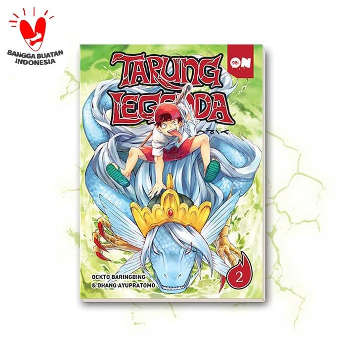 Foto Produk Komik Tarung Legenda Volume 2 Reon dari re:ON Comics