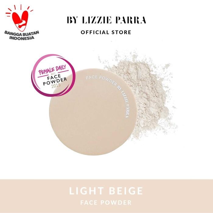Foto Produk FACE POWDER BLP - LIGHT BEIGE dari BLP Beauty