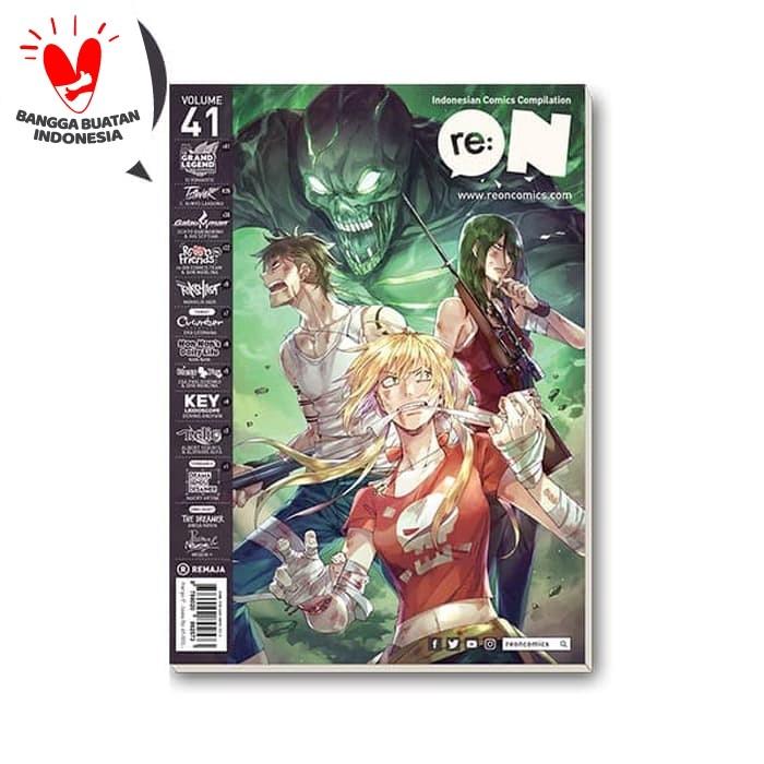 Foto Produk re:ON Comics Volume 41 Komik Reon dari re:ON Comics