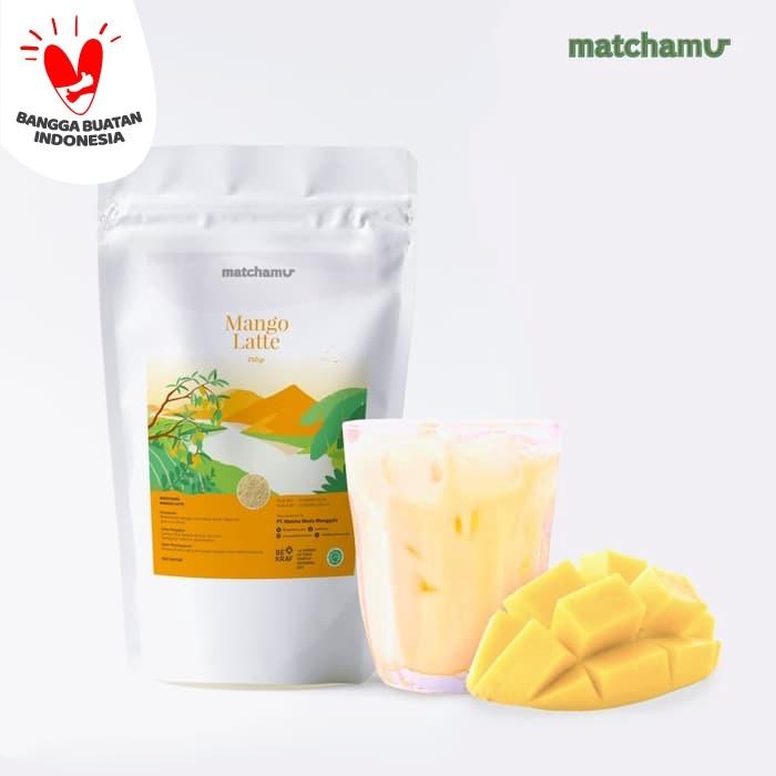 Foto Produk Mango Latte 250gr dari matchamu