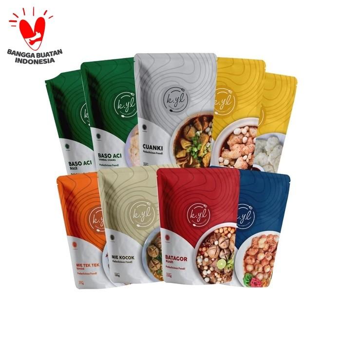 Foto Produk Paket Spesial Komplit k.y.l Kylafood dari kylafood