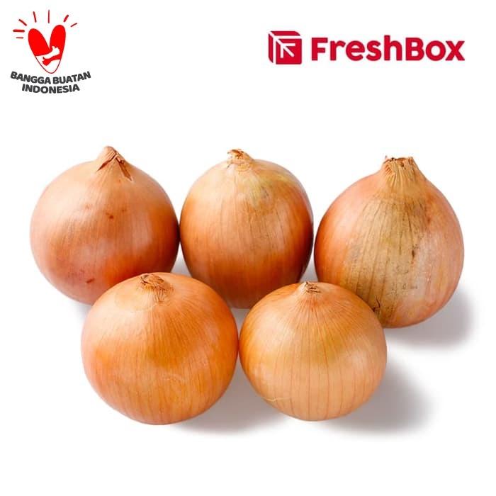 Foto Produk FreshBox Bawang Bombay 1 kg dari FreshBox