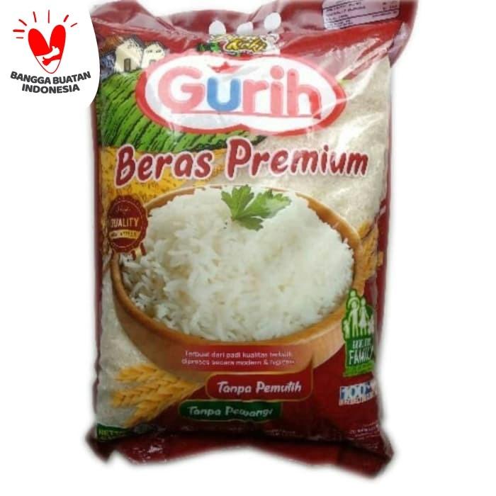 Foto Produk Beras Premium Gurih 5 KG dari 3F Retail