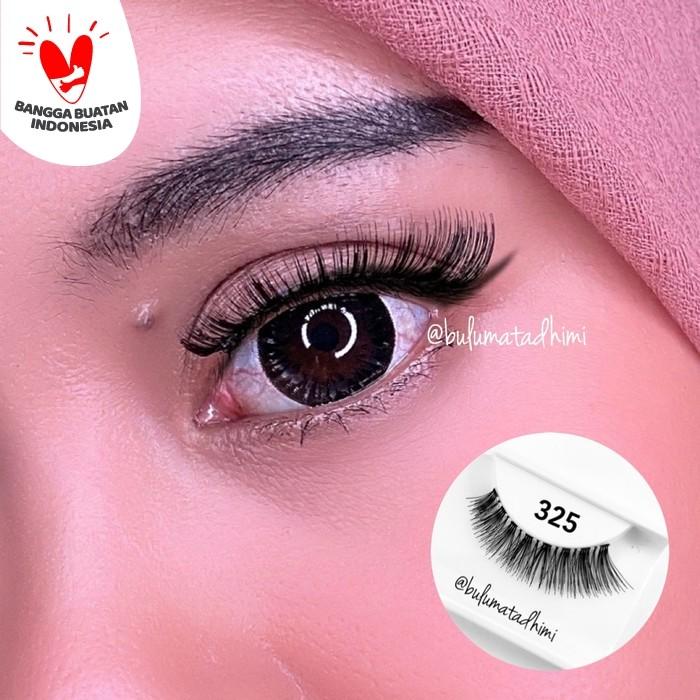 Foto Produk Bulu Mata Palsu Handmade 325 ( Bulumata eyelashes fake lashes ) dari Dhimi Eyelashes