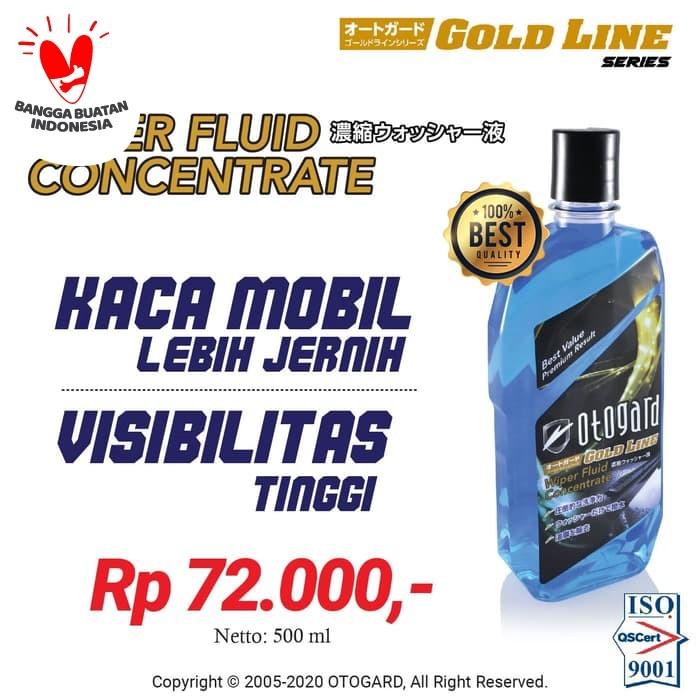 Foto Produk Otogard GOLD LINE Wiper Fluid Concentrate dari OTOGARD Premium Car Care