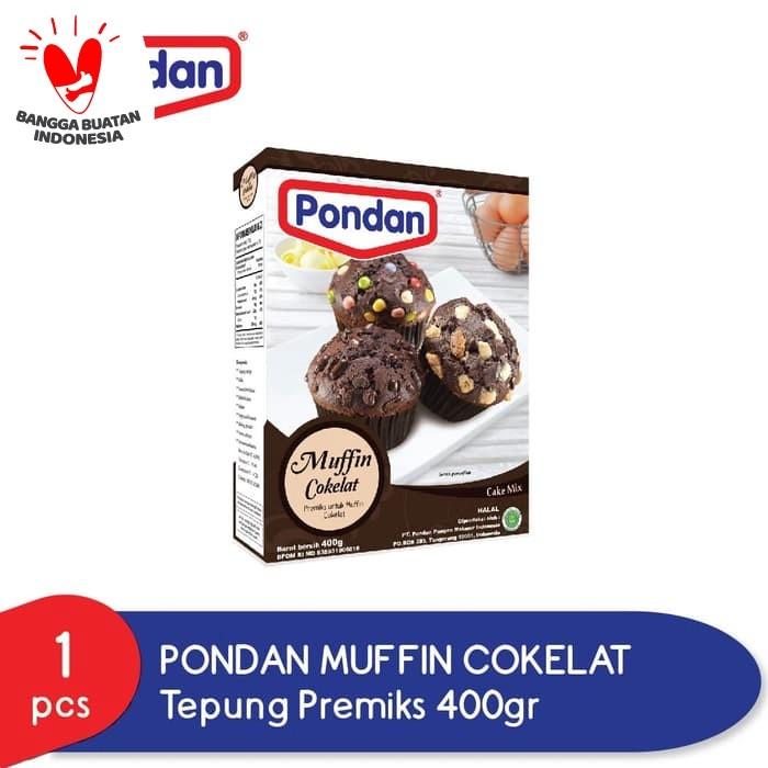 Foto Produk Pondan Muffin cokelat dari Pondan Food