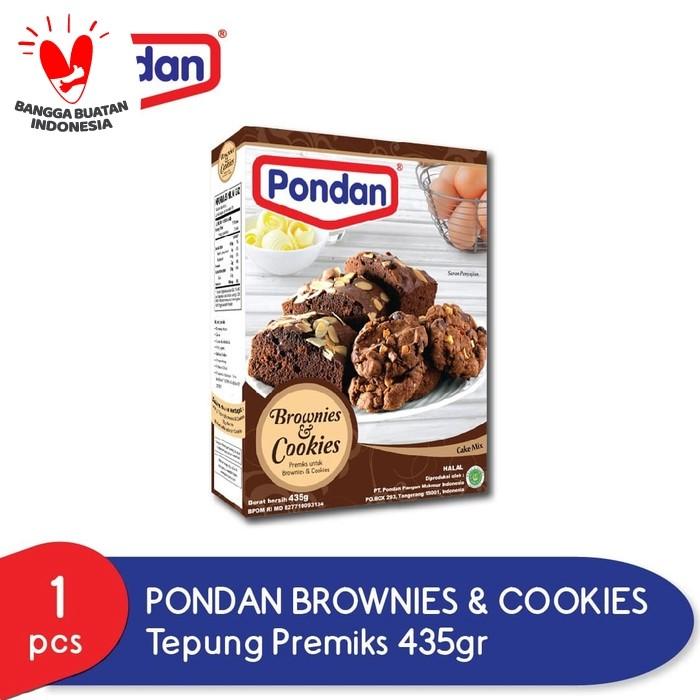 Foto Produk Pondan Brownies & Cookies dari Pondan Food