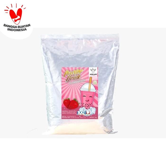 Foto Produk BUBUK REGULAR STRAWBERRY 1KG dari Java Land Coffee
