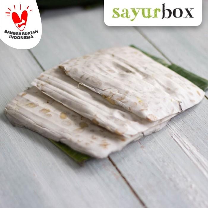 Foto Produk Tempe Mendoan - 3 pcs (Sayurbox) dari Sayurbox