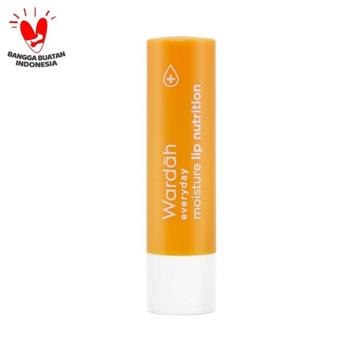 Foto Produk Wardah Everyday Moisture Lip Nutrition Honey 4 g dari Wardah Official