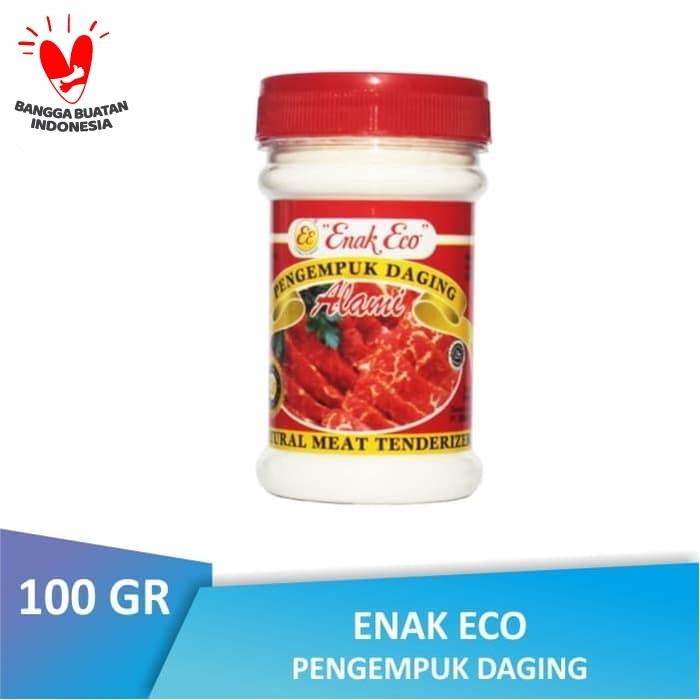 Foto Produk [BTL] Enak Eco Pengempuk Daging 100 GR dari Warung Lebaran
